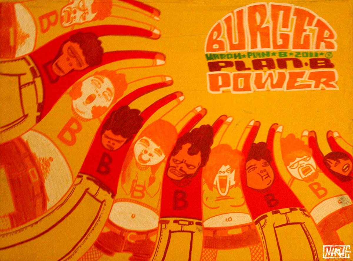 Maroh---Burger-power---2011-20x30cm